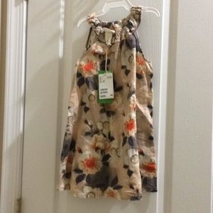 New Floral Conscious dress